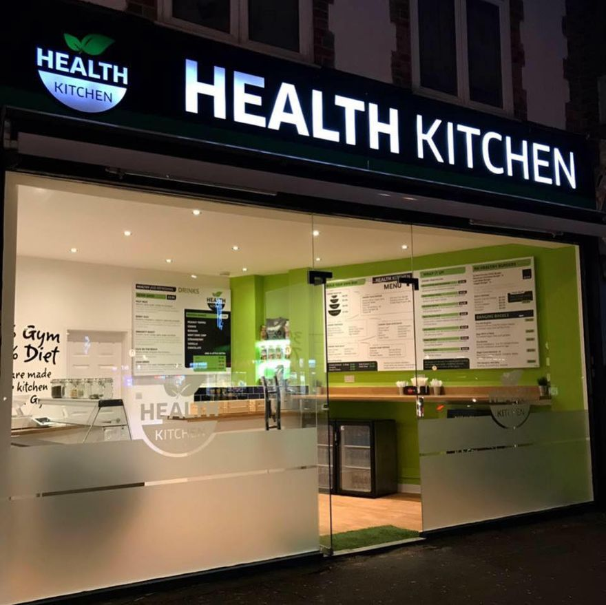 About Health Kitchen